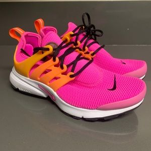 Nike Air Presto Fuchsia Black